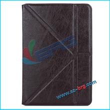BRG-PU Leather Stand Case for iPad Mini 2 ,protective case for ipad mini 2