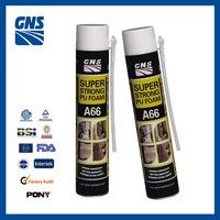 high quality foam product fire proof polyurethane foam insulation spray