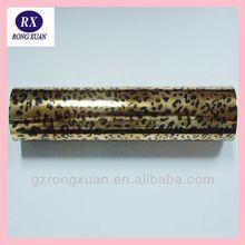3036 # design folha de carimbo quente para tecido