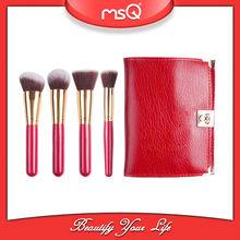 MSQ 4 pcs Convenient Makeup Brush