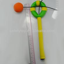 Rubber foam NBR Kids swinging loop ball toy toys wholesale used