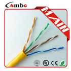 made in china cat5e color code for lan cable 100% fluck tested high quality