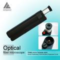 el mejor precio 400x cable de fibra óptica del microscopio tester de fibra óptica