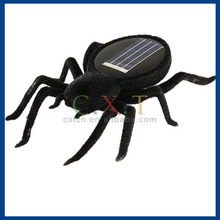 Solar Powered Spider Design Educational Toy
