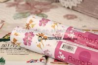 Lavender/lemon/rose scented multi color drawer liner for wholesale