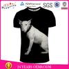 Bull terrier t shirts custom made bulk blank t shirts for men
