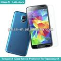 El más reciente 2014 japón luz azul película protector de la pantalla/accesorio del teléfono celular para samsung galaxy s5 i9600