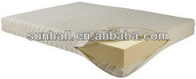 Beautiful updated pocketed coil full-size sprung mattress