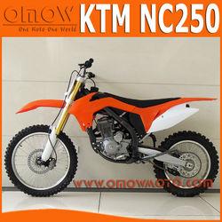 KTM Style Motocross Motorcycle