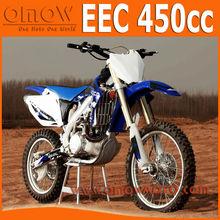 Aluminum Frame 450cc Dirt Bike