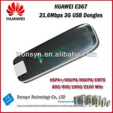 Original Unlock HSPA+ 28.8Mbps HUAWEI E367 USB 3G Dongle And 3G USB DataCard
