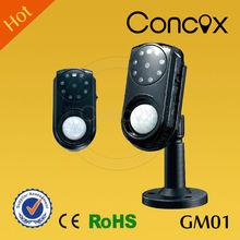 Smart phone app control China alarm GM01 security gsm sim card video camera live view video gsm alarm two way intercom via GPRS