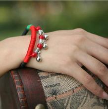 New original handmade folk the bell bracelets
