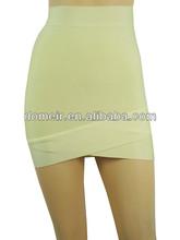 sexy bodycon mini korean style bandage skirt wholesale factory tube skirt