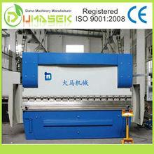 steel plate hydraulic press brake CNC press brake CNC bending machine metal sheet press brake