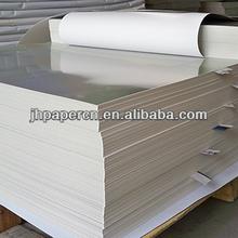 "JS 128g 31""*43"" Silver & Golden Texture Aluminum Foil Paper manufacturer"