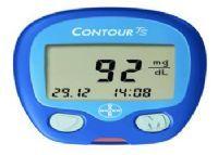 Glucose measurement device Ascensia Contour TS