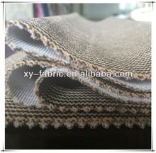 100% polyester yarn dye sofa fabric with bonding T/C fabric