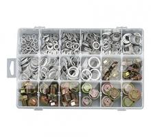 Assortment Of Aluminum Gaskets & Screws