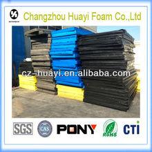 high quality non-toxic color rubber eva foam sheet