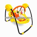 Bascule pliable portable voyage infantile bébé couffin/balançoire à bascule