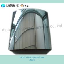 Mirror aluminum sheet /aluminium reflector