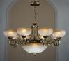 antique led ceramic chandelier