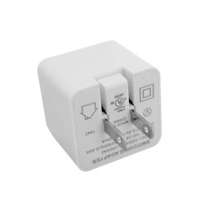 5V/3.4A Dual usb cream chargers