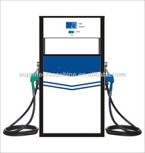 used lpg dispenser filling gasoline and disel oil with 2 nozzle 2 display fuel dispenser