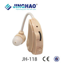 ear amplifier adult for sale High quality BTE hearing aid elderly