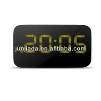 JK-015 voice control lcd clock,lcd desk clock,unique desk clock