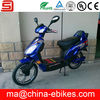500W electric motor scooter with pedals for adults(JSE204-19)