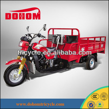 Water cooled 4-stroke engine three wheel motorcycle for africa