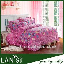 cotton printed bedding set duvet cover in nantong