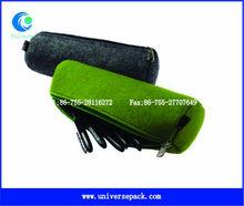 Customized polyester felt bag for pen