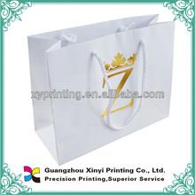 Custom foldable cheap printed shopping bags