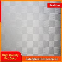 opaque pvc decorative window films for membrane press film
