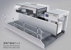 hologram label die cutting machine