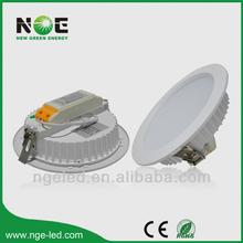 CE RoHS CRI>80 Samsung/Epistar SMD 30w led downlights vs halogen