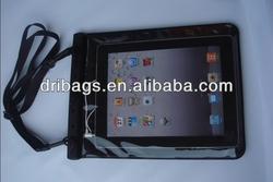 hot selling pvc waterproof case for ipad