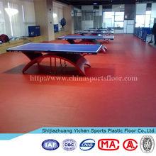 Basketball court flooring / Table Tennis PVC Flooring / badminton Flooring
