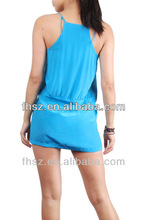 2014 fashion ladis casual blue sexy dress women dresses pictures of women in nightgown...
