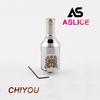 Aslice Factory supply nemesis clone/chiyou mod,chiyou atomizer,chiyou brass mechanical mod ecig chi-you mod