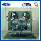 condensing unit refrigerator system