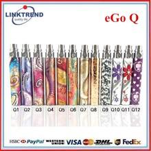 2014 Shenzhen Linktrend electronic cigarette yy1 battery vs ego q ce4 blister pack