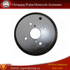 220 4-Hole Heightened Three Wheel Motorcycle Brake Drum, Tricycle Spare Parts