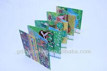 hard cover overseas digital comic children coloring book printing service