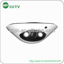 CCD 700tvl IR array LED plastic domo camera