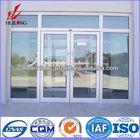 Mill Finish/Anodized/Powder Coating/Electrophoresis aluminum window extruded profiles