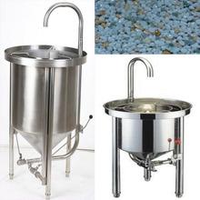acqua a pressione riso macchina pulita riso rondella riso più snella